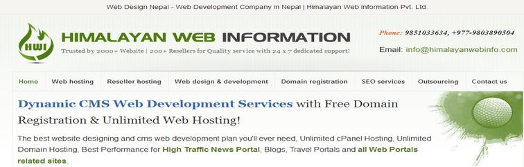 Himalayan-Web