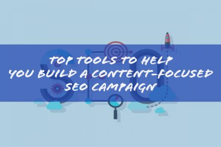 Content-focused SEO Campaign