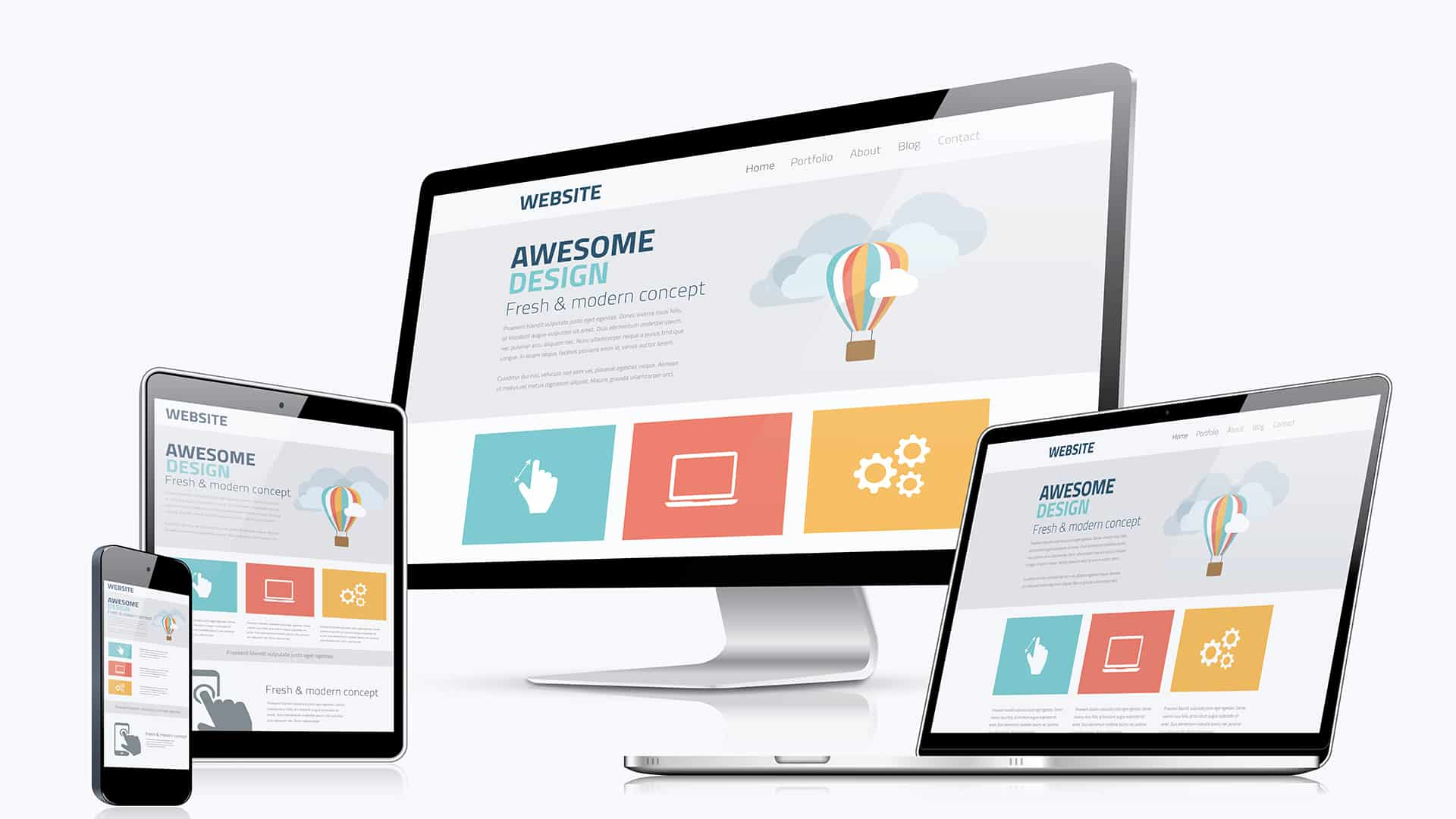 design-awesome-website